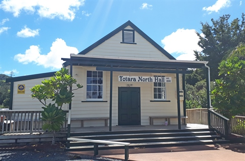 Totora North Community Hall