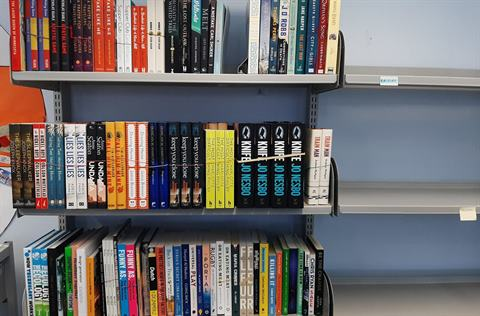 New books at Procter Library