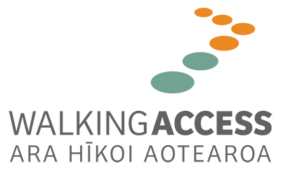 Walking Access logo